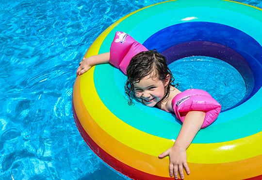 Inground Fibreglass Swimming Pool Installation Narellan Pools