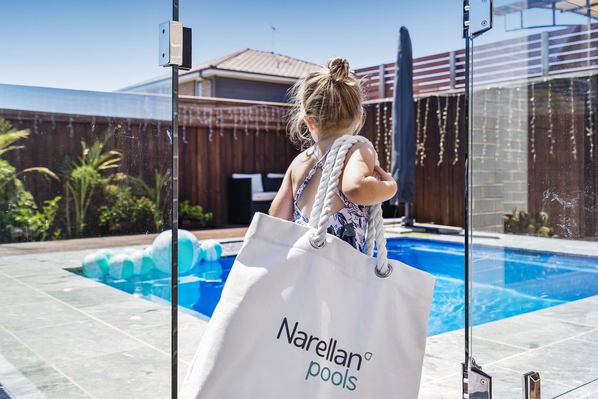 Swimming Pool and Kids - Narellan Pools