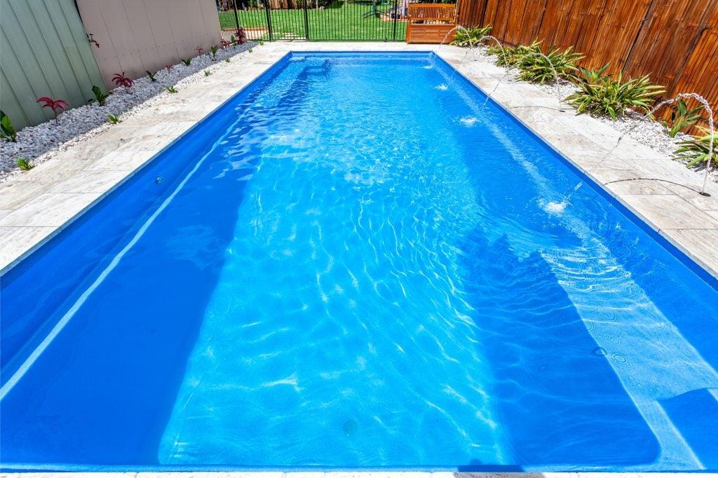 Serene Fibreglass Inground Pools - Narellan Pools Toowoomba