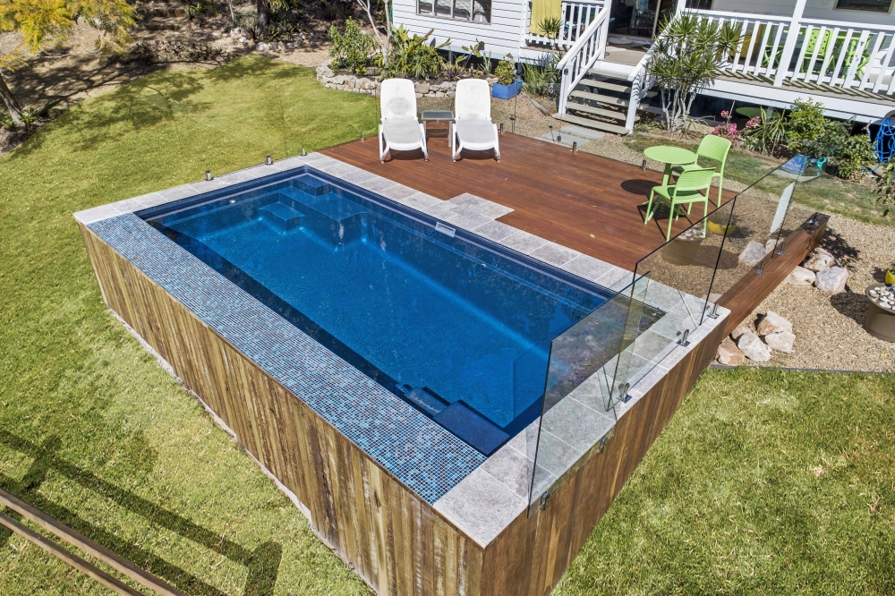 Sunshine Coast Swimming Pools Spas Builder Narellan Pools Australia