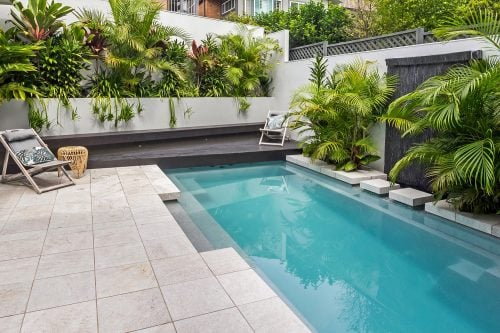 Gold Coast Swimming Pools Spas Builder Narellan Pools Australia