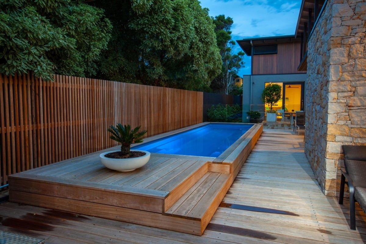 Lap Pools The Fibreglass Pool For Every Home Narellan Pools
